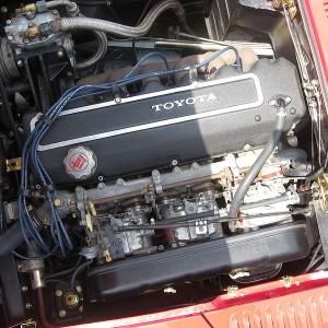 Toyota 2000GT MF12 2M SOHC 2.3L Engine