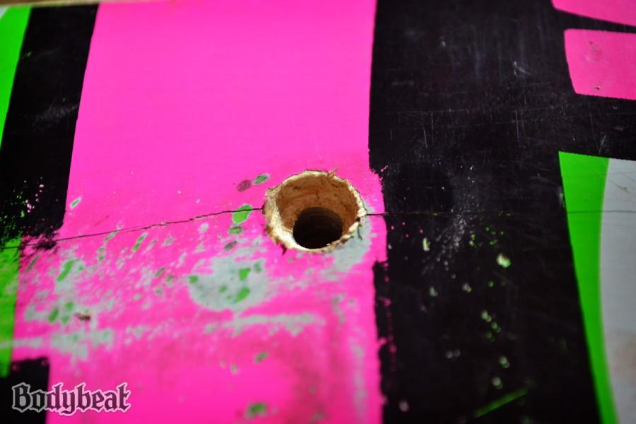Рассказ разрыв очка 22 фотография