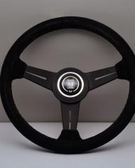 Nardi Classic 330мм черная замша 4
