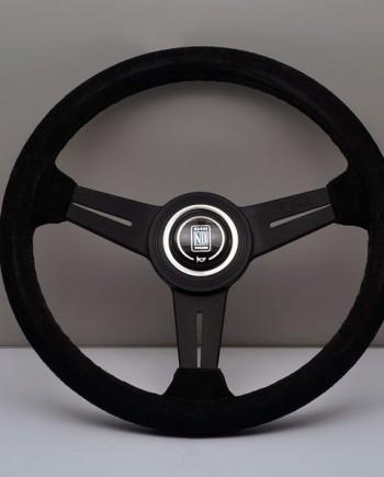 Nardi Classic 330мм черная замша
