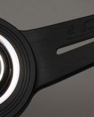 Nardi Classic 330мм черная замша 2